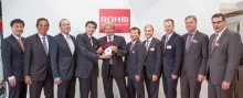 ROHM extends Rutronik's franchise to a global agreement