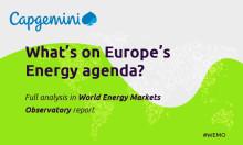Raske fremskritt innen teknologi fører til akselererende omlegging av hele energibransjen