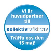 Besök Kollektivtrafikdagen 15 maj 2019