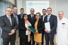 Förderung in Höhe von 2 Millionen Euro - Digitales System soll Nachsorge für Schlaganfallpatienten optimieren