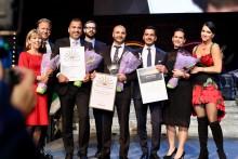Bröderna från Västernorrland blev Årets Företagare i Sverige 2018