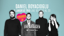DANIEL BOYACIOGLU - jazzband