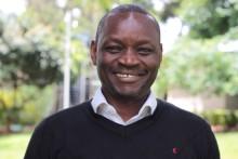 George Onyango ny regionchef  för We Effect Östra Afrika