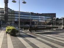 Tyréns bidrar med landskapsgestaltning av Klarabergsgatan i Stockholm