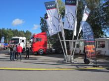 MAN ställer ut på Trailer Trucking Festival på Mantorp