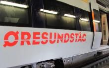 Dekoren på Öresundstågen uppgraderas med antigraffitiskydd!