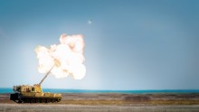 Boeing and Nammo Team to Develop Guided Artillery Projectile