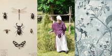 Med känsla för grönt – en utställning i Fredriksdals anda