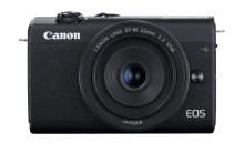Med nya Canon EOS M200 tar du enkelt fantastiska foton