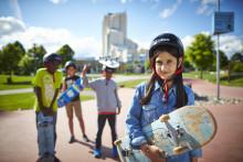 Snart sommarlov - kolla in våra aktiviteter för unga