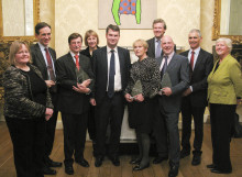 HMRC celebrates tax award winners