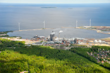 ÅF reduces sulphur emissions at Skutskär Mill in Sweden