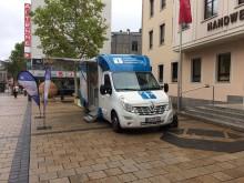 Beratungsmobil der Unabhängigen Patientenberatung kommt am 27. Februar nach Kaiserslautern.