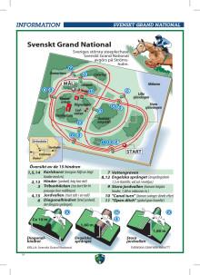 Banskiss Strömsholm Svenskt Grand National