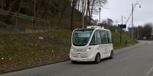 Ja till försök med självkörande fordon i Göteborg