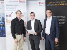 Coor Industrial Services och Bosch Rexroth ingår samarbetsavtal