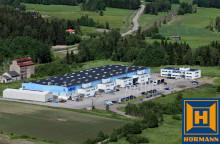 Hörmann förstärker sin närvaro i Finland, övertar företaget Mesvac Oy.