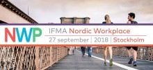 Flowscape deltar på IFMA Nordic Workplace 2018