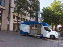 Beratungsmobil der Unabhängigen Patientenberatung kommt am 10. November nach Ulm.