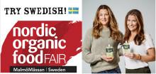 Dejunked ställer ut på Nordic Organic Food Fair i Malmö!