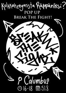 Breikkaajat ja räppärit koulukiusaamista vastaan Vuosaaressa