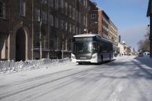 Batterieelektrische Scania Busse im Praxistest