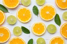 Gul og orange er sommerens helt store farver