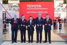 Tänk CeMAT, tänk Toyota - Nya idéer och innovationer på CeMAT 2016