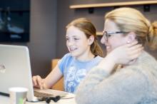 Gode rollemodeller trekker jenter til teknologi