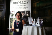 Samverkansprojekt på brölloppsmässa på Grand i Stockholm