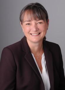 Sarah-Jayne Williams az Intelligens Mobilitás európai részlegének első igazgatója