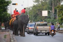 Thailand - information om olyckor i trafiken