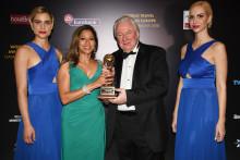 Norwegian Cruise Line celebrates top cruise honour at World Travel Awards in Athens