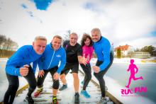 Run4Fun har tagit mötesbranschen ett varv runt jorden  - den stora löpfesten 10-årsjubilerar