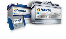 Johnson Controls to present new VARTA® automotive product portfolio at Automechanika 2014