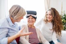 VR hjälper cancerpatienter inför strålningsbehandling