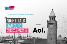 dmexco Night Talk Hamburg 2016