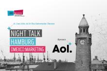 dmexco Night Talk Hamburg 2016