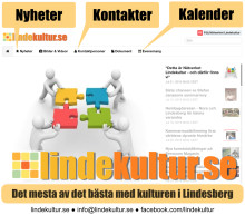 Veckans kulturnyheter från Lindesberg (vecka 33)