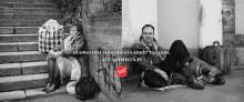 Tarja Halonen ja Peter Vesterbacka tukevat Pelastusarmeijan keräystä laittamalla itsensä likoon vähävaraisten puolesta