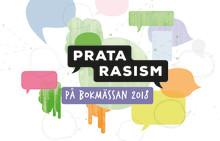 Prata rasism på Bokmässan 2018