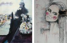 KarMa Art – Unga och lovande kvinnliga konstnärer ställer ut på Galleri Ulfsunda
