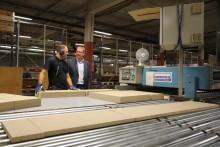 Storinvestering i Kinnarpsfabriken