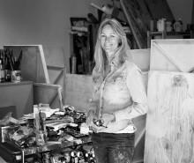 Hadeland Glassverk har inngått et designsamarbeid med kunstner Cathrine Knudsen.