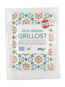 Från Grekland till Sverige - nu introducerar Larsa Foods en helt ny grillost!
