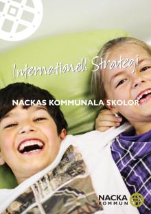 Internationell strategi för Nackas kommunala skolor och förskolor