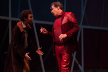 «Gefährlich ist nicht böse». Neubesetzung beim ‹Faust› am Goetheanum: Christian Peter