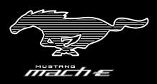 Nun ist es offiziell: Der Mustang Mach-E erweitert  die Mustang-Familie um ein rein elektrisches Modell