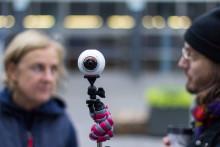 Stockholms läns landsting satsar mer på VR och fobibehandling