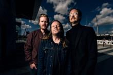 Franska trion till Kulturens hus
